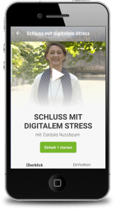 zeitmanagement app digitaler stress